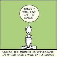 mindfulness joke